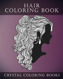 Hair Coloring Book for Adults Book PDF