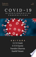 COVID 19  Biopsychosocial Perspectives Book