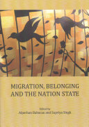 Migration Belonging And The Nation State
