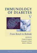 Immunology of Diabetes V Book