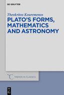 Plato   s forms  mathematics and astronomy