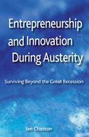 Entrepreneurship and Innovation During Austerity Pdf