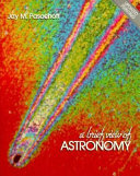 A Brief View of Astronomy Book