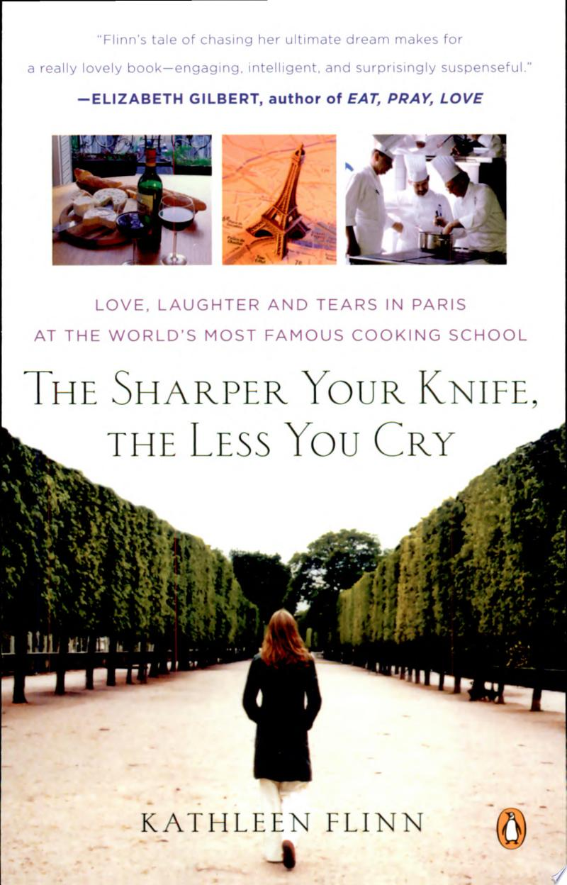 The Sharper Your Knife, the Less You Cry image