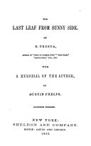 The Last Leaf from Sunny Side
