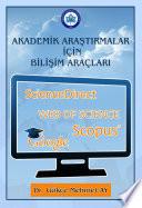 Akademik araştırmalar için bilişim araçları