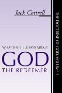 What the Bible Says About God the Redeemer Pdf/ePub eBook