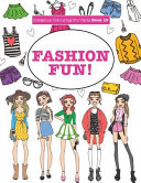Gorgeous Colouring For Girls   Fashion Fun