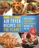 Pdf The Best Air Fryer Recipes on the Planet Telecharger