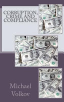 Corruption  Crime and Compliance