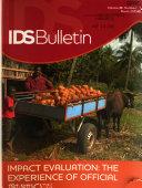 IDS Bulletin