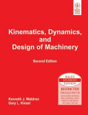 Kinematics  Dynamics And Design Of Machinery  2Nd Ed  With Cd