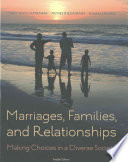 Marriages, Families, and Relationships + Lms Integrated for Mindtap Marriage & Family