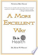 A More Excellent Way Book PDF
