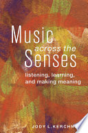 Music Across the Senses Book
