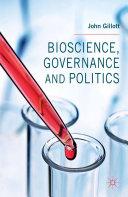 Bioscience  Governance and Politics