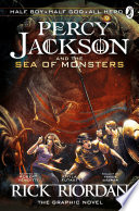 Percy Jackson and the Sea of Monsters: The Graphic Novel