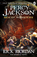 Percy Jackson and the Sea of Monsters: The Graphic Novel (Book 2) Pdf/ePub eBook