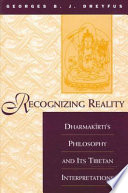 Recognizing Reality Book