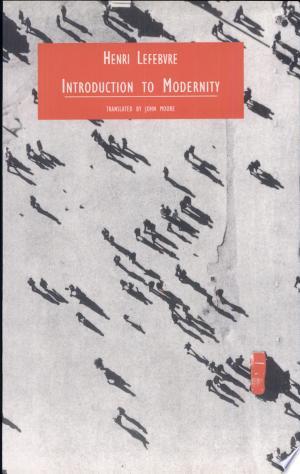 Download Introduction to Modernity online Books - godinez books