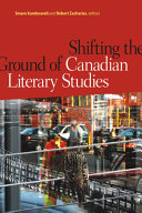 Pdf Shifting the Ground of Canadian Literary Studies Telecharger