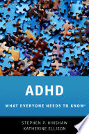 link to ADHD : what everyone needs to know in the TCC library catalog