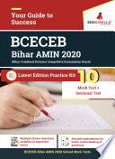 BCECEB Bihar AMIN 2020   10 Mock Test   Sectional Test