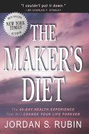 Pdf The Maker's Diet Telecharger