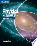 Cover of Physics for the IB Diploma Coursebook with Free Online Material