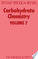 Carbohydrate Chemistry Book