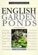 English Garden Ponds