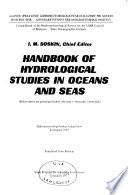 Handbook of Hydrological Studies in Oceans and Seas