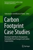 Carbon Footprint Case Studies Book