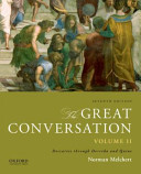 The Great Conversation  Volume II