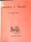 Hanenburg   Rozendal Book