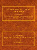Stroke Part I  Basic and epidemiological aspects Book