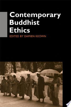 Download Contemporary Buddhist Ethics online Books - godinez books