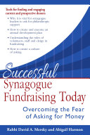 Successful Synagogue Fundraising Today
