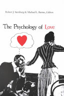 The Psychology Of Love Book PDF