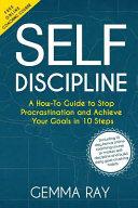 Pdf Self Discipline