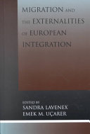 Migration and the Externalities of European Integration