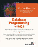 Database Programming with C