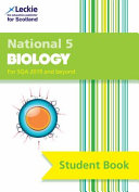 National 5 Biology Student Book