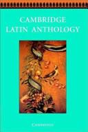 Cambridge Latin Anthology