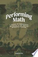 Performing Math