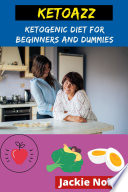 Ketoazz   Ketogenic Diet for Beginners and Dummies Book