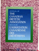 Journal of the Canadian Dietetic Association