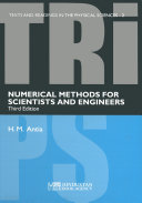Numerical methods for scientists and engineers [Pdf/ePub] eBook
