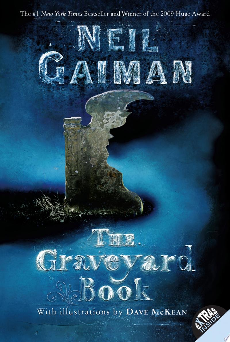 The Graveyard Book image