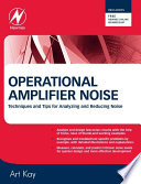 Operational Amplifier Noise
